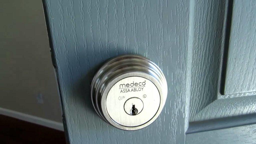 Home High Security Lock
