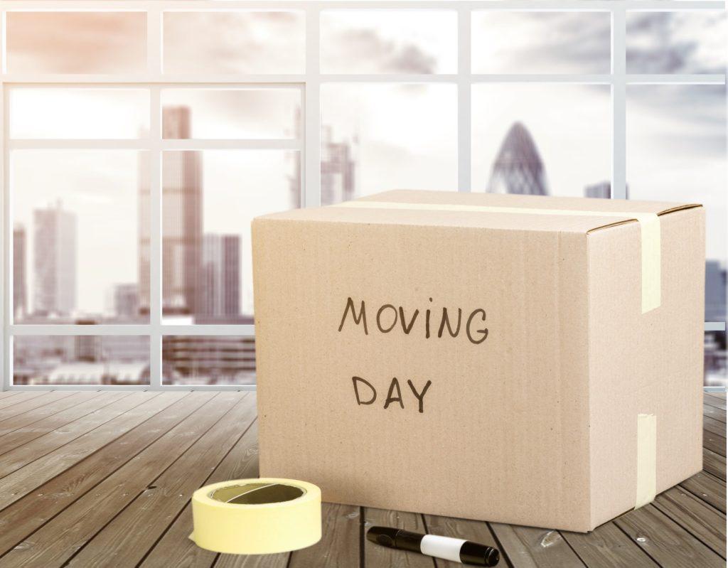 Moving In Locksmith