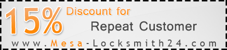 15% Off for Repeat Customer