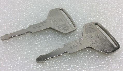 Mechanical car key replacement