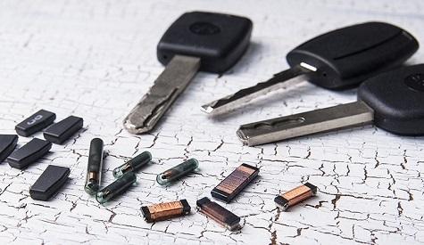 Transponder Key replacement